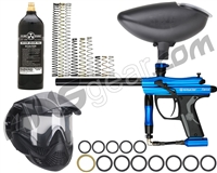 Kingman Fenix Vision Gun Package Kit - Gloss Blue