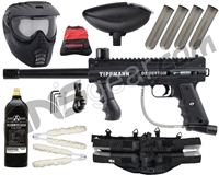 Tippmann 98 Custom ACT Platinum Series - GxG mask, 20 Oz Tank, 4+1