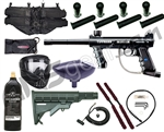 Tippmann 98 Custom ACT Platinum Series - Gxg Mask, 20 Oz Tank, 4+1, Remote, Stock