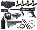 Tippmann 98 Custom ACT Platinum Series - GxG Mask, 47/3000, 4+1, Remote, Stock