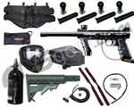 Tippmann 98 Custom ACT Platinum Series - GxG Mask, 47/3000, 4+1, Remote, Stock, Invert Too