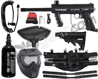 Tippmann 98 Custom Platinum Series - GxG Mask, 47/3000, 4+1, Remote, Stock