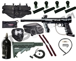 Tippmann 98 Custom Platinum Series - GxG Mask, 47/3000, 4+1, Remote, Stock, Invert Too