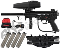 Tippmann A5 RT - 4+1 Paintball Harness