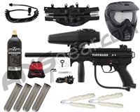 Tippmann A5 RT - 4+1, 20 Oz Tank, GxG Mask, Remote